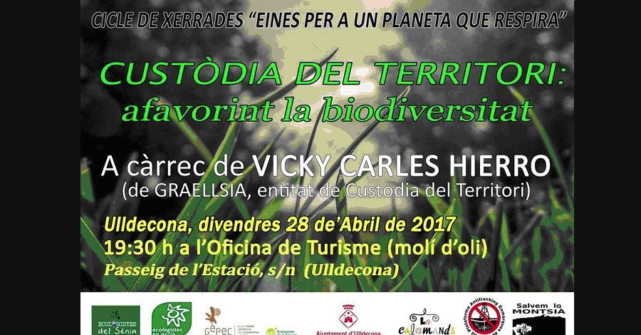Custòdia del territori: afavorint la biodiversitat